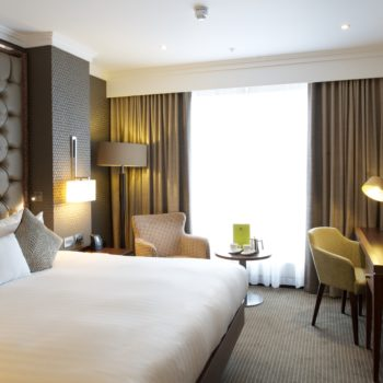 DoubleTree Hilton London Victoria Deluxe Room